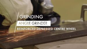 Grinding - Angle Grinder - Bonded Wheel_Moment