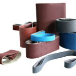 All belts should be examined carefully for damage or defects before fitting on the machine.