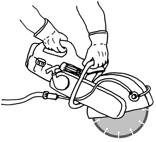cutting-off-petrol-saw-abrasivessafety